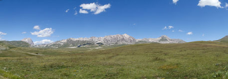 National Park of Gran Sasso Royalty Free Stock Photography