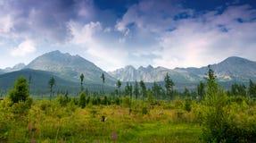 National Park High Tatra. Slovakia, Europe Stock Photography