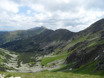 National park High Tatras, Slovakia Royalty Free Stock Images