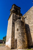 National Park of the Historic Old West Spanish Mission San Jose, Founded in 1720, royalty free stock images