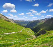 National park Hohe Tauern, Austria. Royalty Free Stock Photos