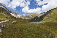 National Park - Hohe Tauern - Austria Royalty Free Stock Images