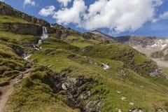 National Park - Hohe Tauern - Austria Royalty Free Stock Photos