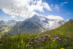 National Park Hohe Tauern Stock Images