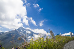 National Park Hohe Tauern Stock Image