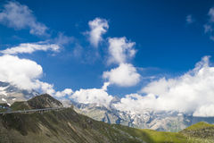 National Park Hohe Tauern Royalty Free Stock Photography