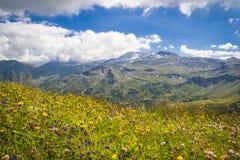 National Park Hohe Tauern Stock Photography