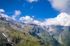 National Park Hohe Tauern Stock Photos