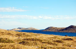 National Park Kornati Royalty Free Stock Image