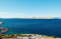 National Park Kornati Stock Image