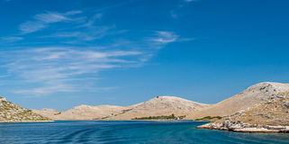 National Park Kornati in Croatia Stock Photo