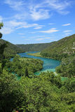 National Park Krka Stock Photo