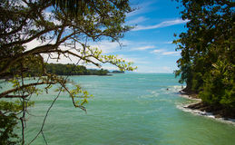 National Park Manuel Antonio Stock Photography