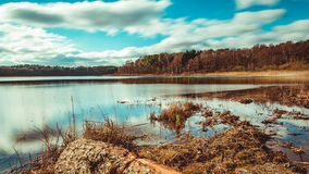 National Park Mecklenburgische Seenplatte. Germany Royalty Free Stock Photo
