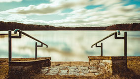 National Park Mecklenburgische Seenplatte. Germany Royalty Free Stock Photography