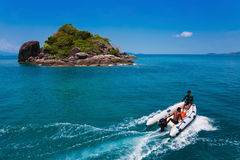 National Park Mu Ko Chang Stock Image