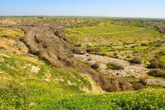 National Park in Negev Stock Photo