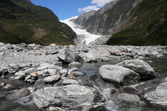 National Park in New Zealand royalty free stock photos