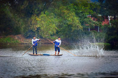 National Park Ninh Binh. Vietnam. 14-12-2013 Royalty Free Stock Photography