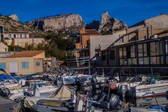 Free National Park Of Calanques Stock Images - 105001264