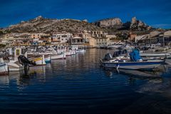 Free National Park Of Calanques Stock Photography - 105001302