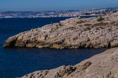 Free National Park Of Calanques Royalty Free Stock Images - 105001359