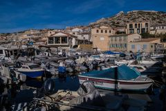 Free National Park Of Calanques Stock Photo - 105001410