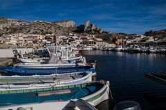 Free National Park Of Calanques Royalty Free Stock Photos - 105001448