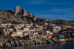 Free National Park Of Calanques Stock Photos - 105001773