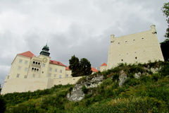 National Park Ojcow And Pieskowa Skala Castle Royalty Free Stock Image