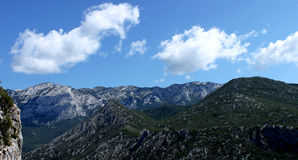 National park Paklenica Stock Images