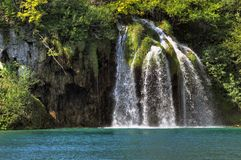 National Park Plitvice Royalty Free Stock Image