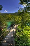National Park Plitvice Stock Photo