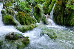 National Park Plitvice Royalty Free Stock Image