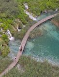National Park Plitvice Lakes, Croatia 8 Stock Photography