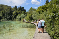 National Park Plitvice Lakes, Croatia 2 Stock Photos