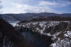 National park Plitvicka jezera Royalty Free Stock Photo
