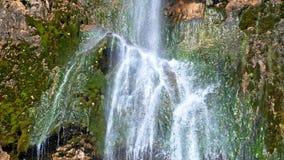 National Park Plitvicka jezera. Europe stock video footage