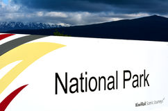 National Park Railway Station Stock Photos