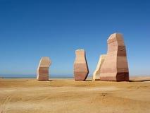 National park Ras Mokhamed Stock Images