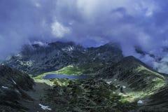 National Park Retezat. România Stock Photos