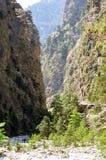 National Park of Samaria Stock Photo