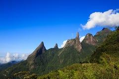 National park Serra dos Orgaos Brazil Stock Photos