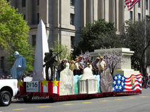 National Park Service Float Stock Image