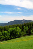 National park Sumava - Czech Republic Royalty Free Stock Photos