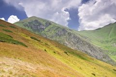National Park - Tatras. Royalty Free Stock Image