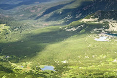 National Park - Tatras. Stock Images