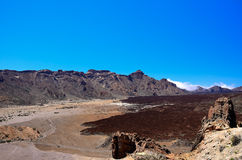 National Park Teide Royalty Free Stock Image