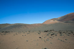National park Timanfaya Stock Images