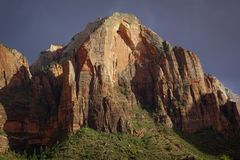 National park Utah Mountains Zion royalty free stock photos